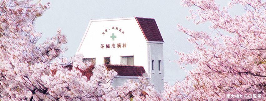 茶幡皮膚科泌尿器科医院