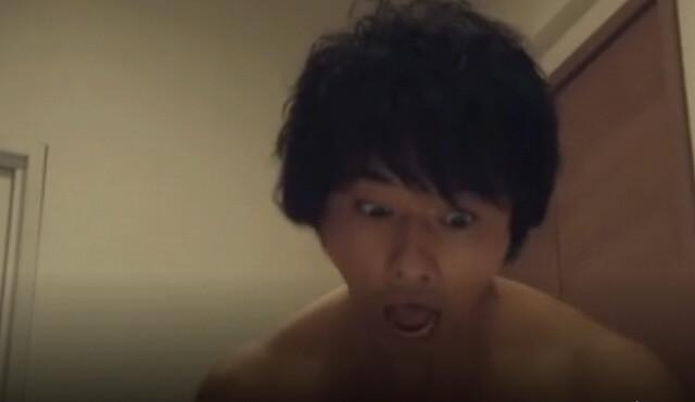 東京独身男子・三好玲也(斉藤工)絶叫